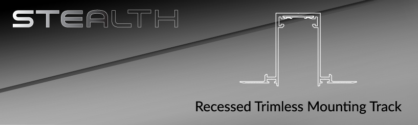 Recessed Trimless