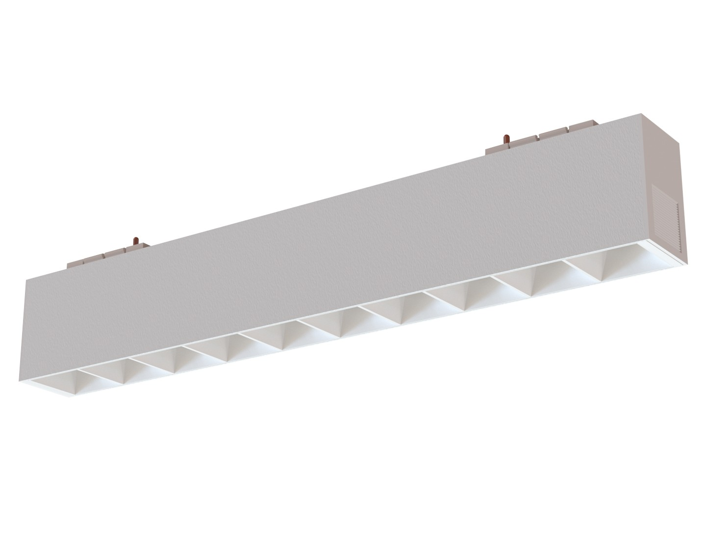 Downlight Directed Illuminated Module (Louvered)