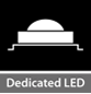 Dedicated LED